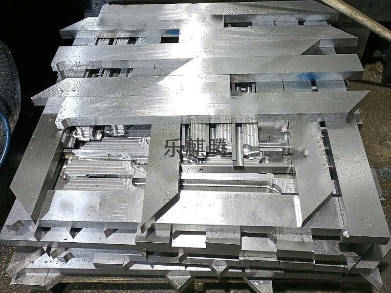 CNC电脑锣加工
