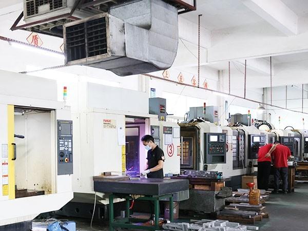 CNC加工的职业划分