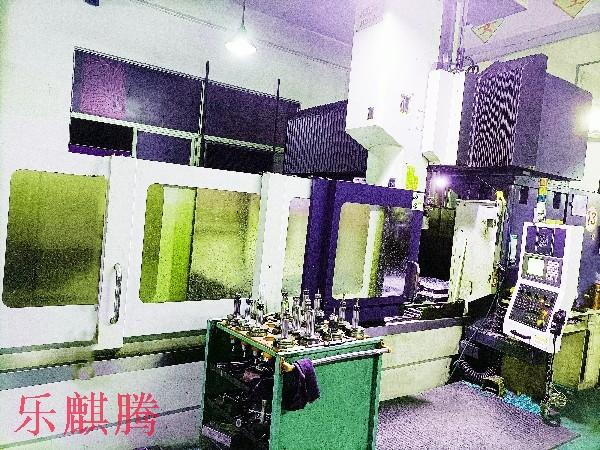 精密CNC加工中心配套设备齐全