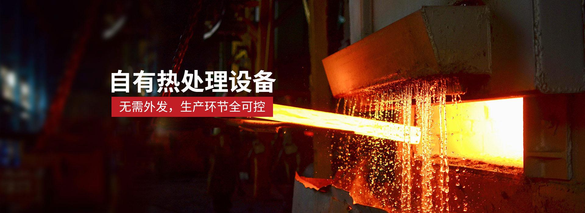 乐麒腾-自有热处理设备