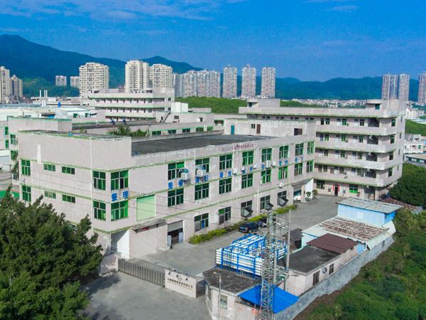 乐麒腾-厂房外景