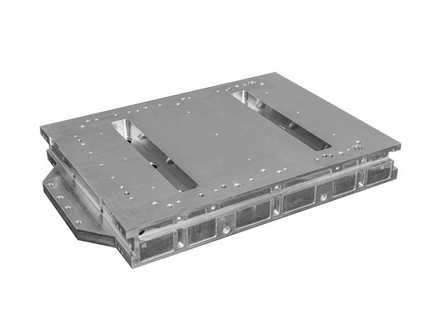 CNC非标导轨加工