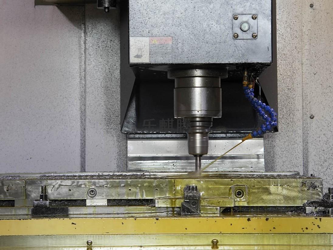CNC数控机床加工
