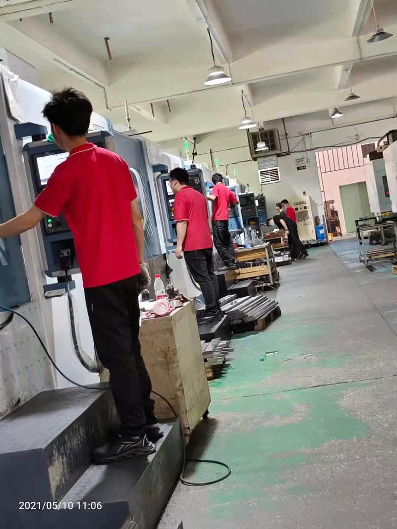 CNC机械加工厂家